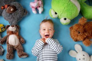 Dla jakiego dziecka najlepsze będą zabawki interaktywne?