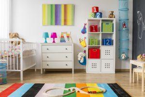 Najlepszy dywan do pokoju dziecięcego
