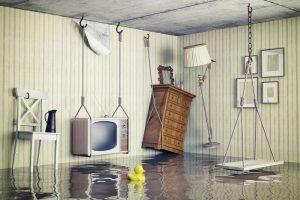 Zalanie mieszkania – zgłoszenie szkody