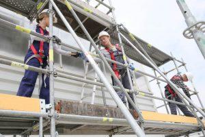 Rusztowania i szalunki stropowe niezbędnym elementem każdej budowy
